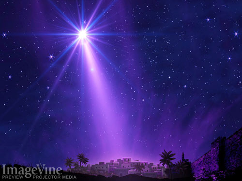 Bethlehem Star of Wonder