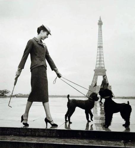 Audrey Hepburn Eiffel Tower